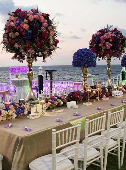 Vestuviu dekoras Kipre